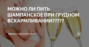 Можно ли кормящей маме пить красное или белое вино?