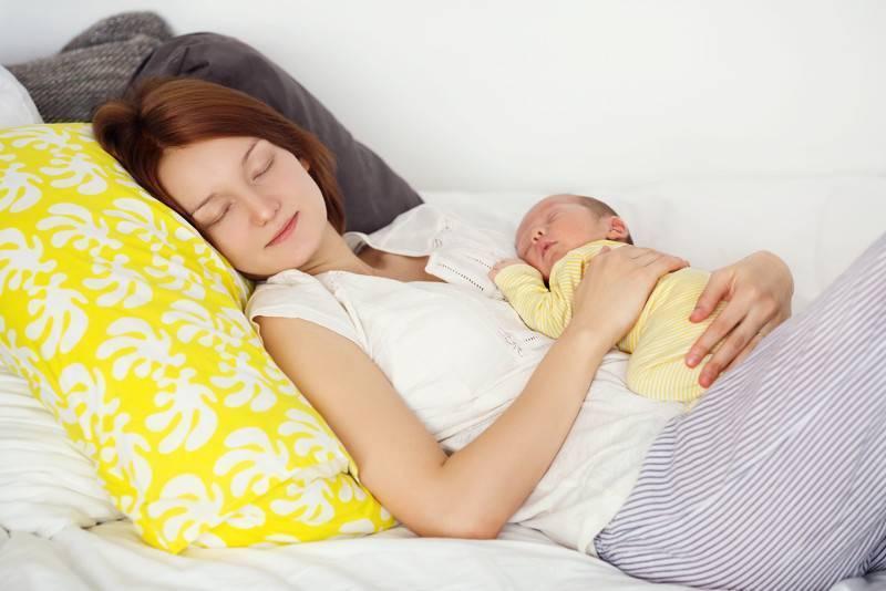 Совместный сон с ребенком: опыт многодетных | православие и мир
