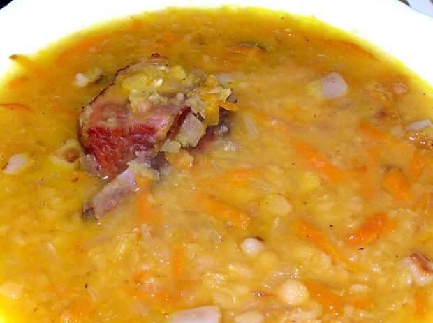 Можно ли гороховый суп при грудном вскармливании?