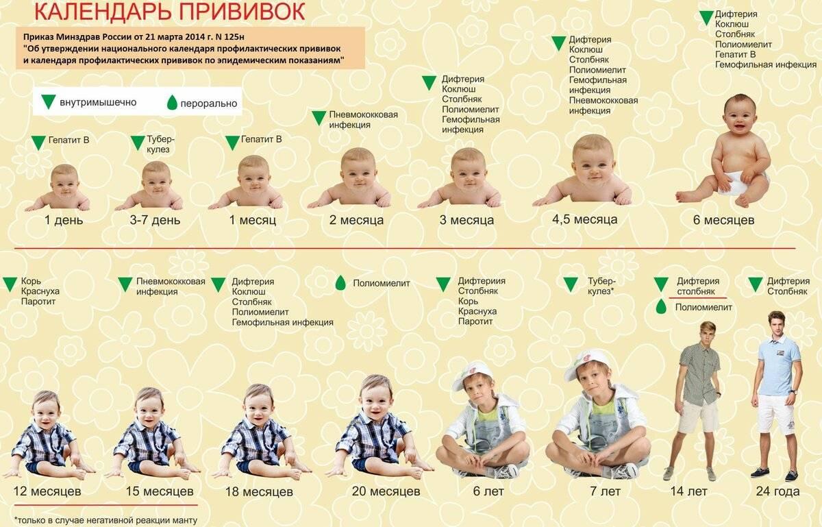 Все о вакцинации: кому и какие прививки надо делать?
