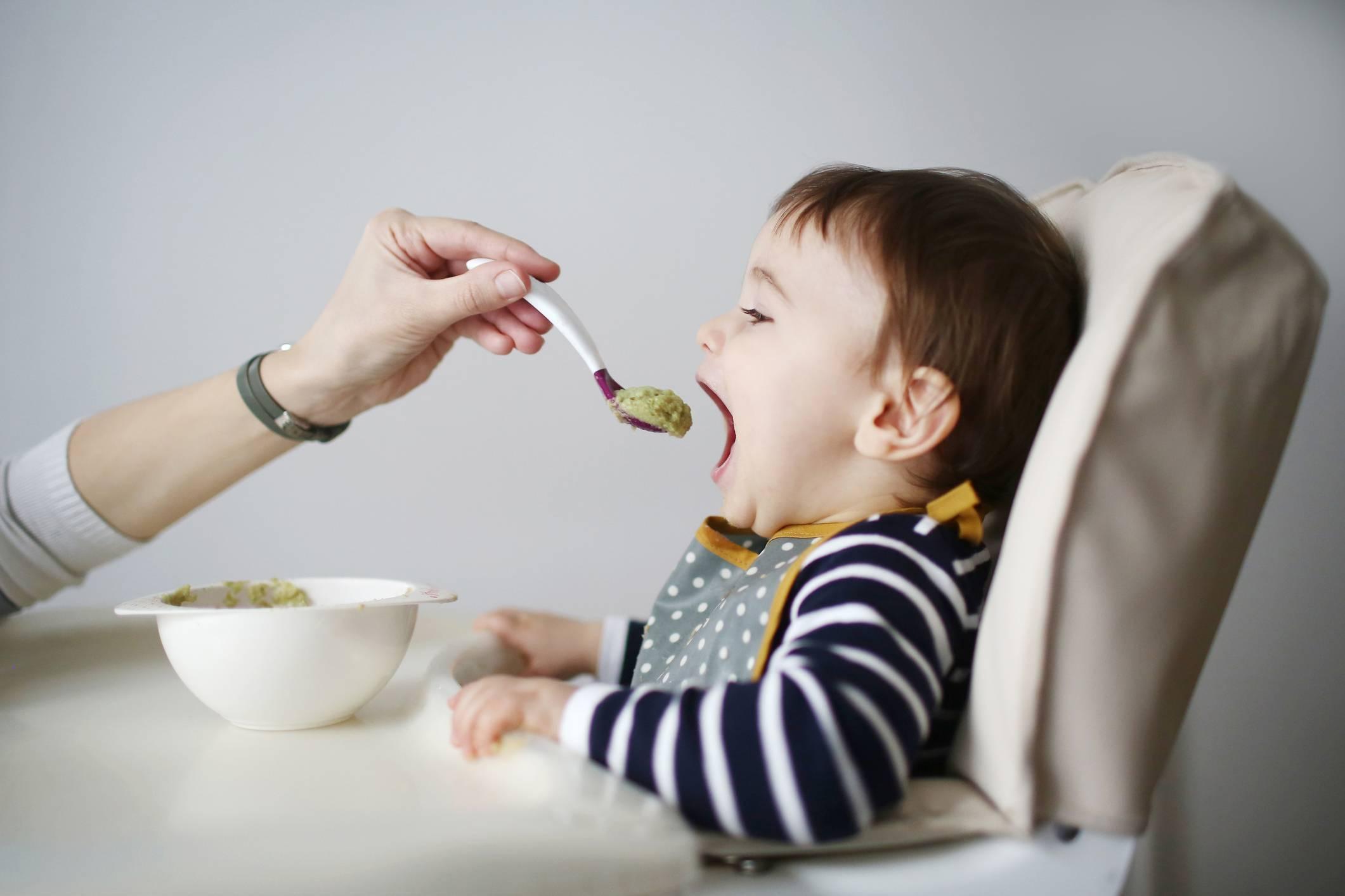 Что делать, если малыш отказывается есть овощи?