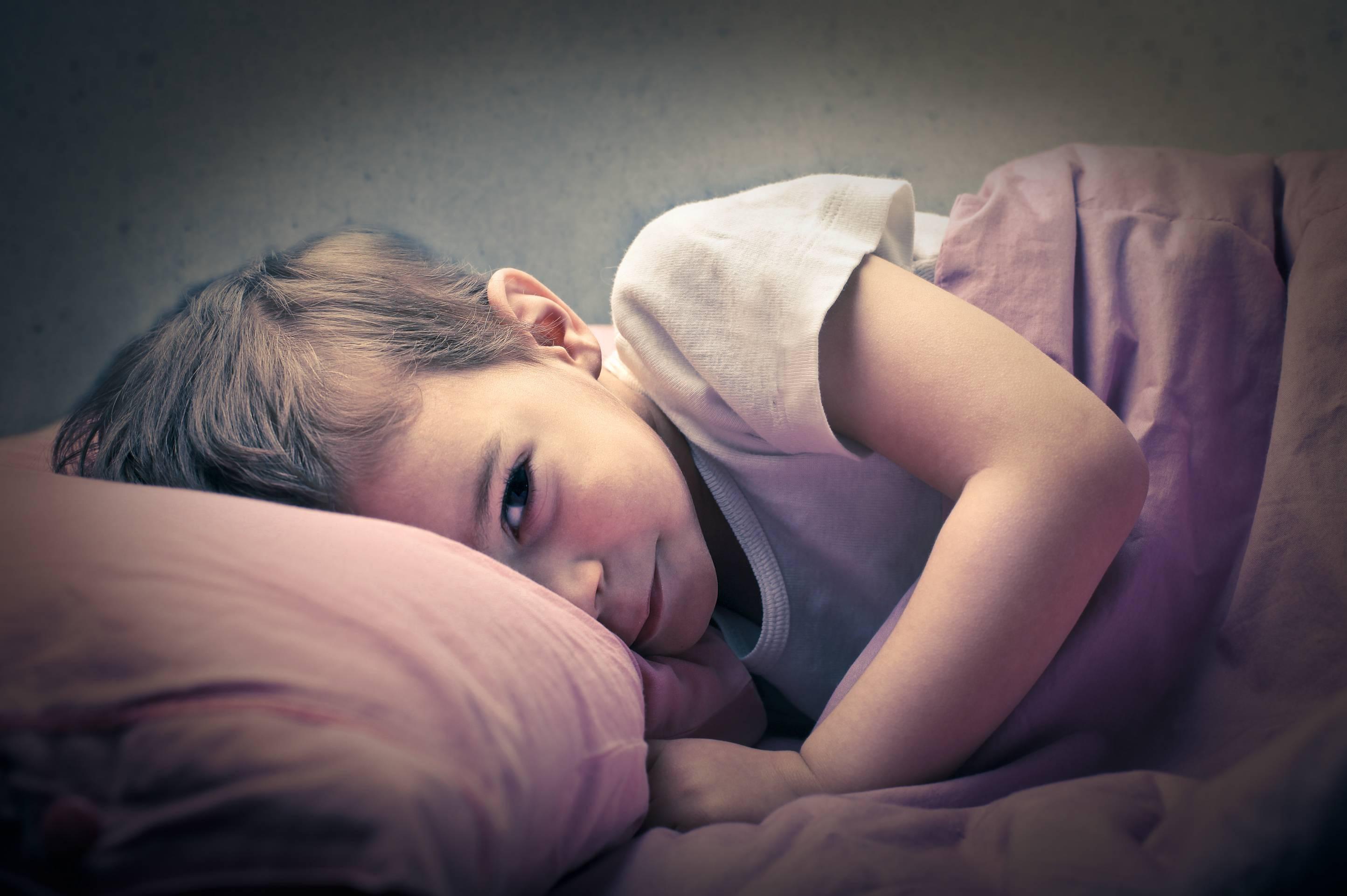Приступы страха по ночам у детей