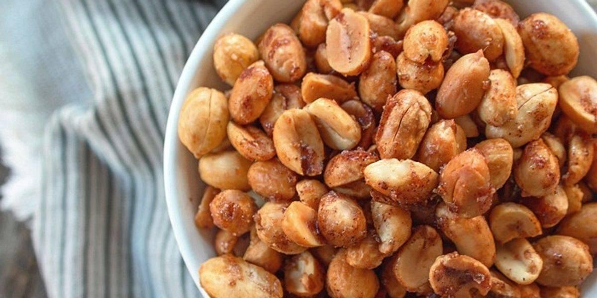 Можно ли орехи при гв и какие именно