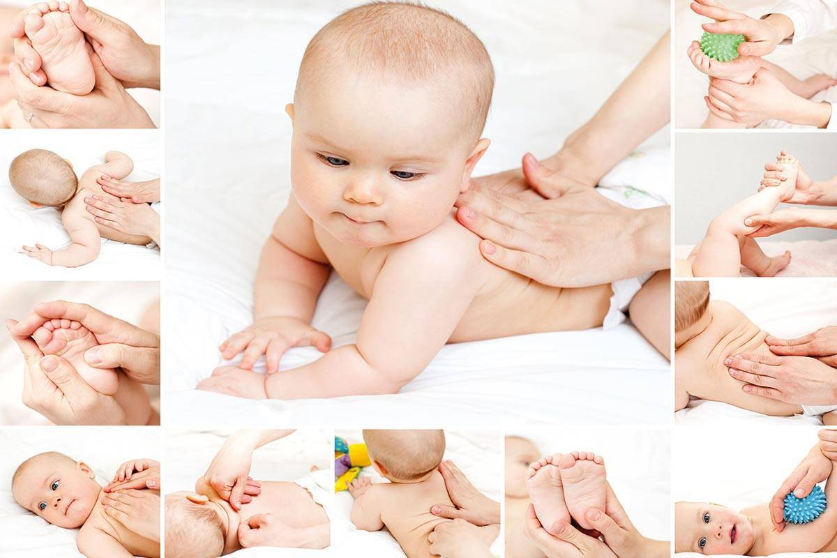 Когда ребенок начинает переворачиваться со спины на живот и с живота на спину
