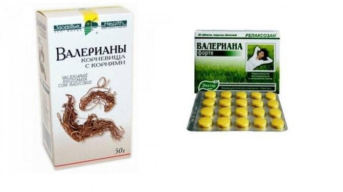 Можно ли кормящей маме валерьянку: в таблетках, настойка и пр.