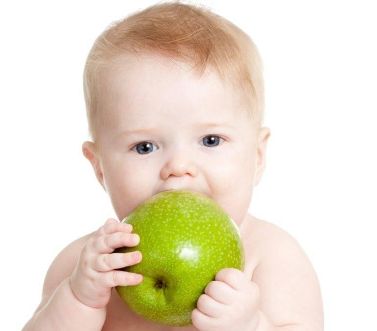 Если ребенок не ест фрукты