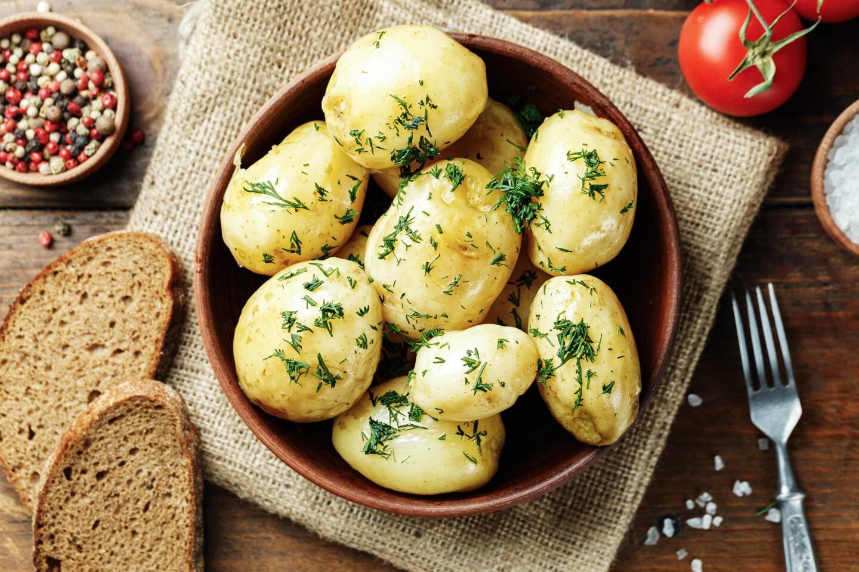 Картофель в рационе кормящей мамы