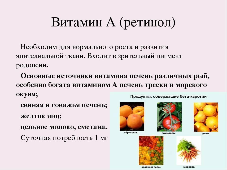 В каких продуктах содержится много витамина к (список) :: здоровье :: рбк стиль