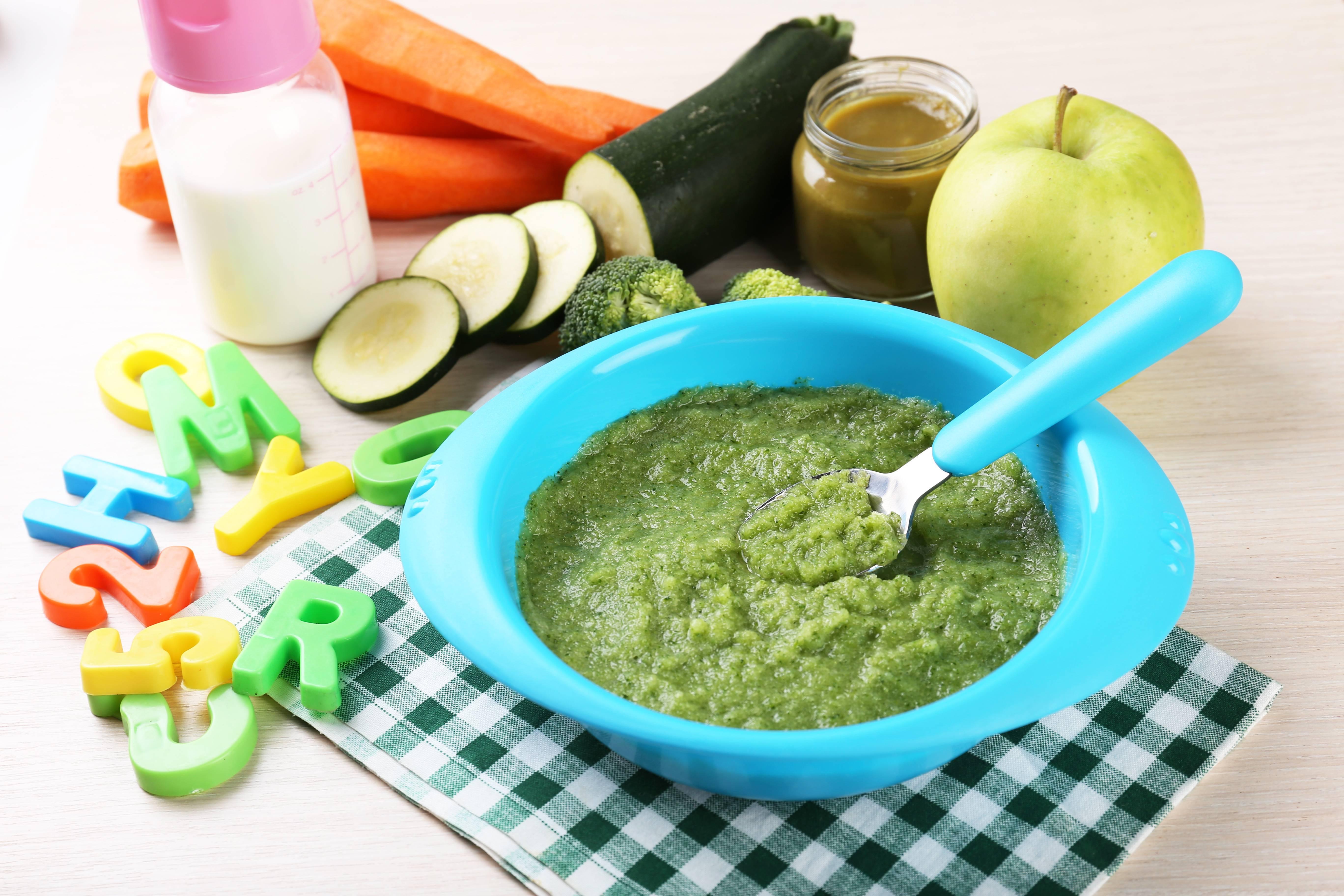 Приготовление детского питания на зиму- энциклопедия детское питание