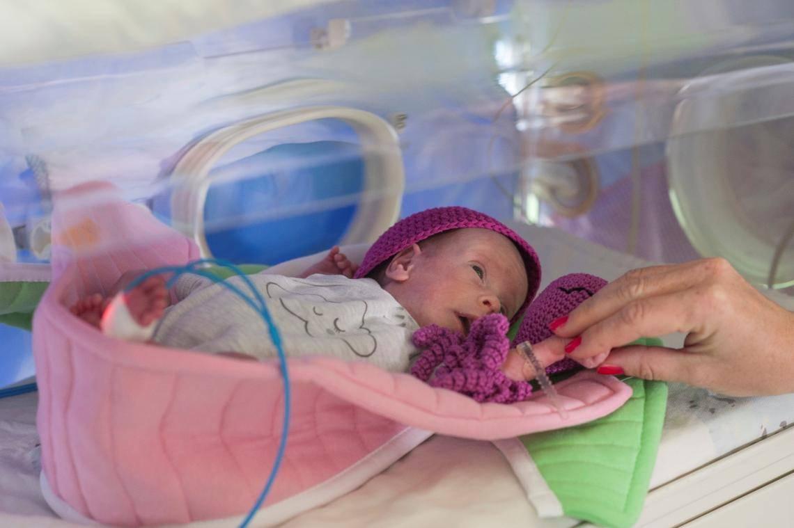 Метод 'кенгуру' в выхаживании недоношенных детей. наш ребенок.