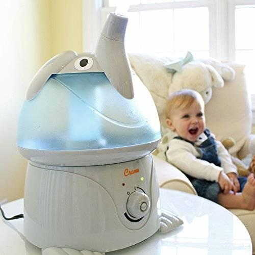 Увлажнитель воздуха для детей: рейтинг лучших, отзывы