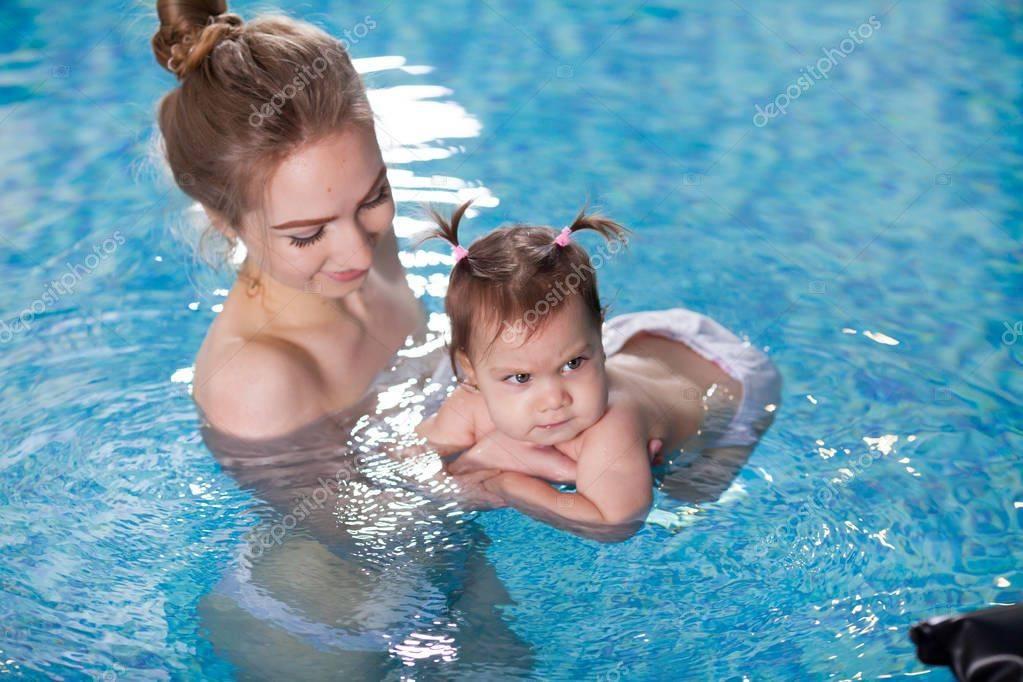 Простуда после бассейна зимой: причина или профилактика