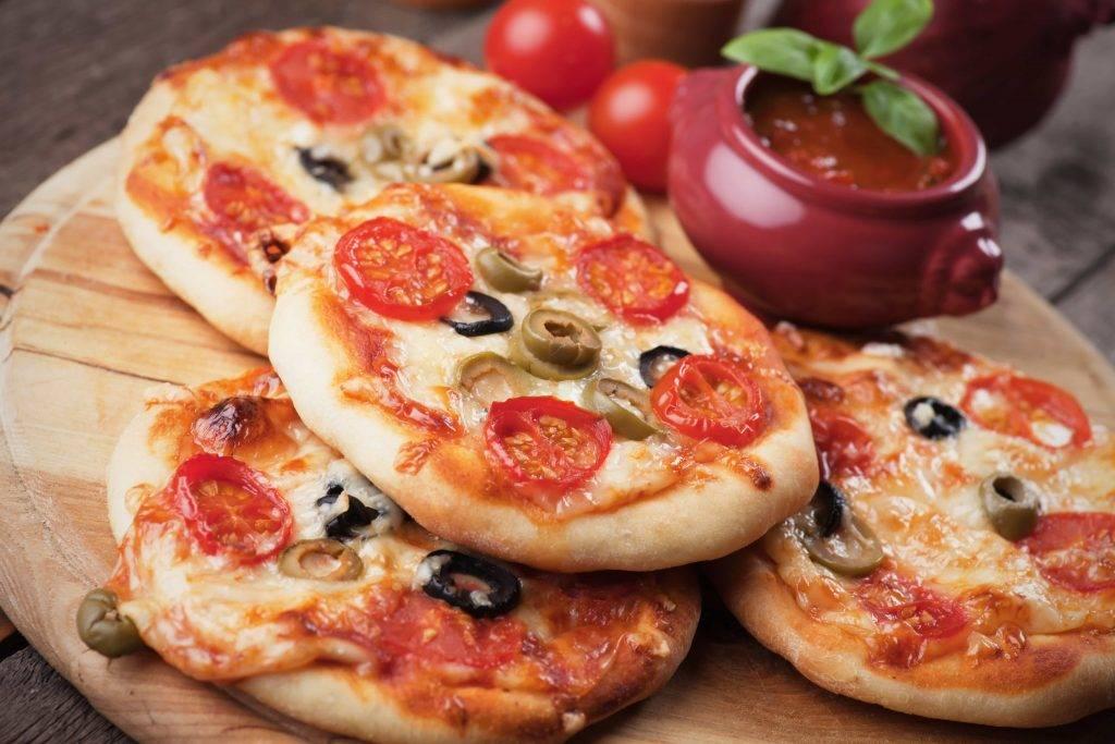 Пицца для детей в домашних условиях пошаговый рецепт быстро и просто от екатерины лыфарь