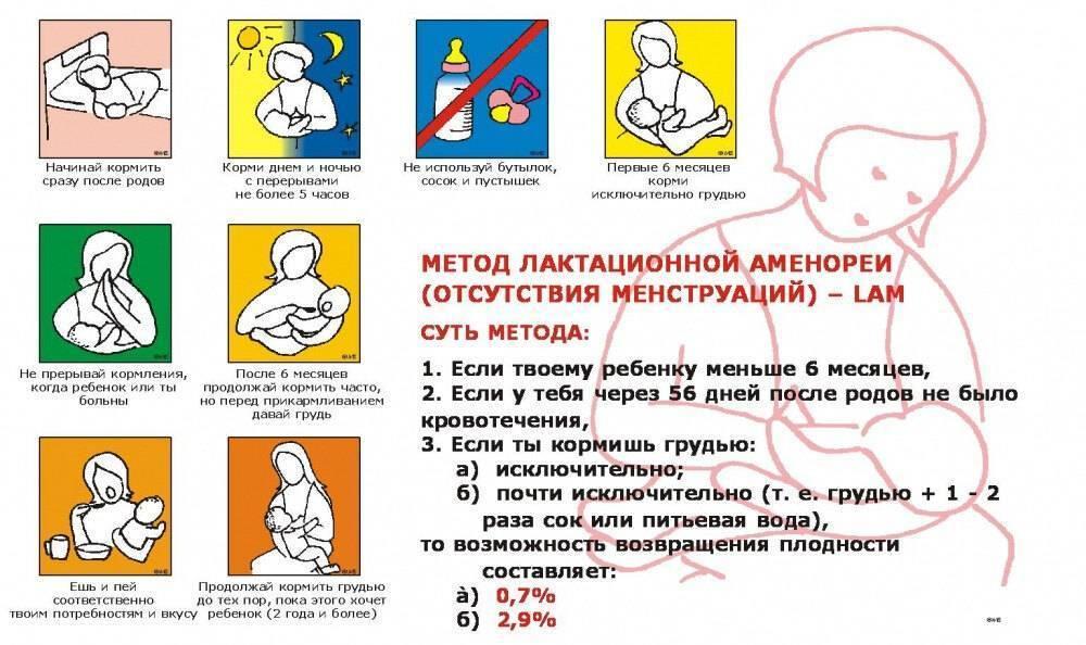 Выделения после родов
