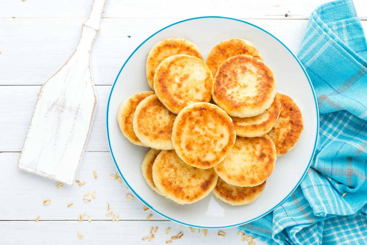 Сырники из творога – рецепт