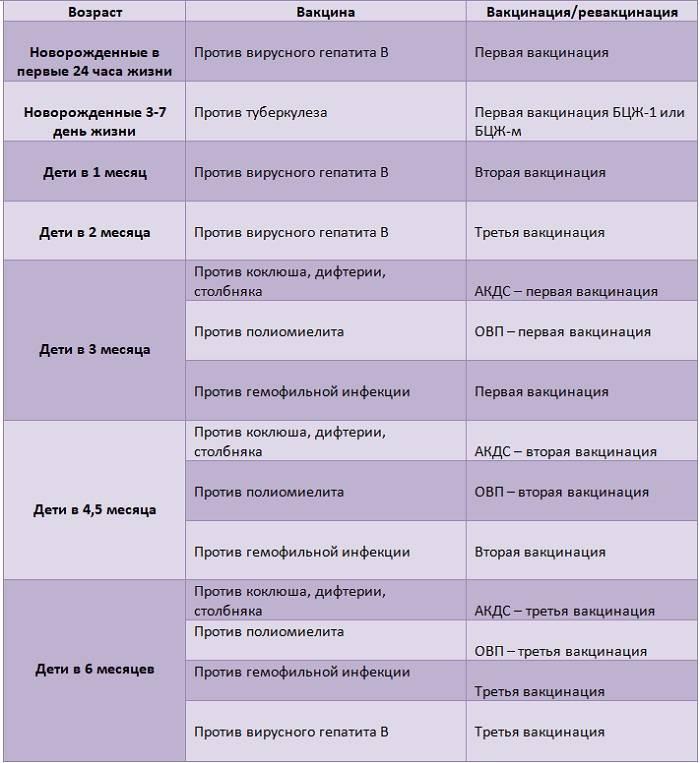 Профилактика менингита у ребенка: прививки, как уберечь и защитить детей