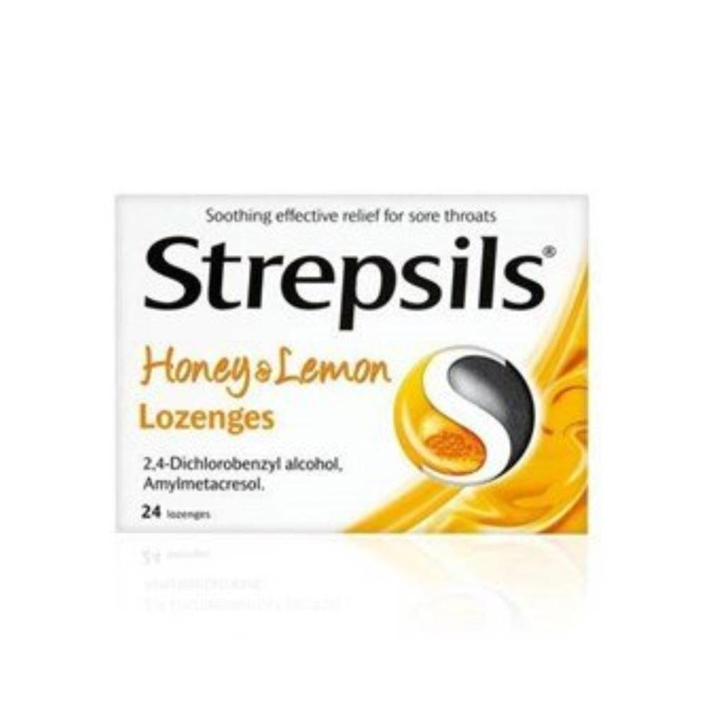 Стрепсилс® (strepsils®)