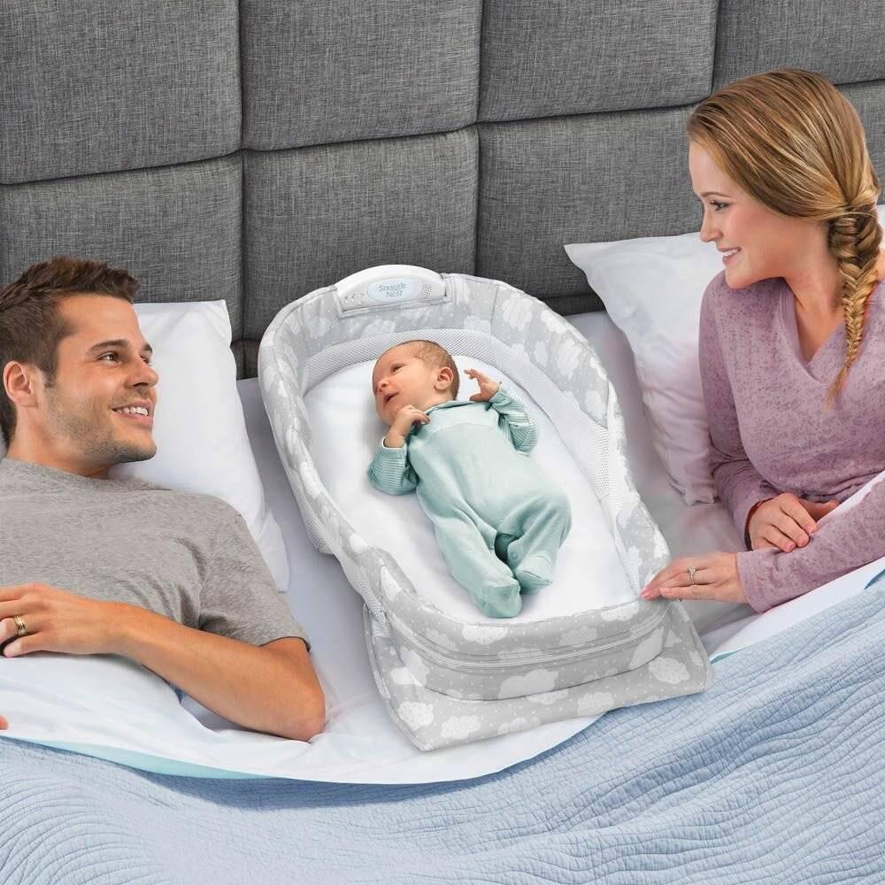 Совместный сон с ребенком:за и против, основные правила