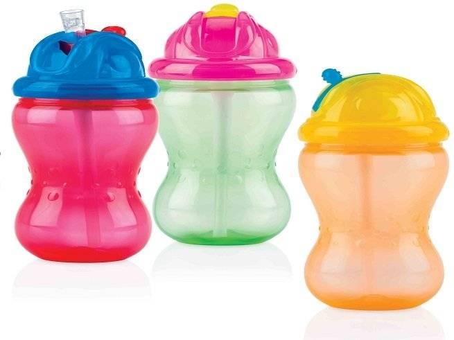 Чашка-непроливайка: какую выбрать и как научить ребенка пить из нее