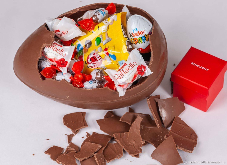 Можно ли детям есть киндер сюрприз и киндер шоколад