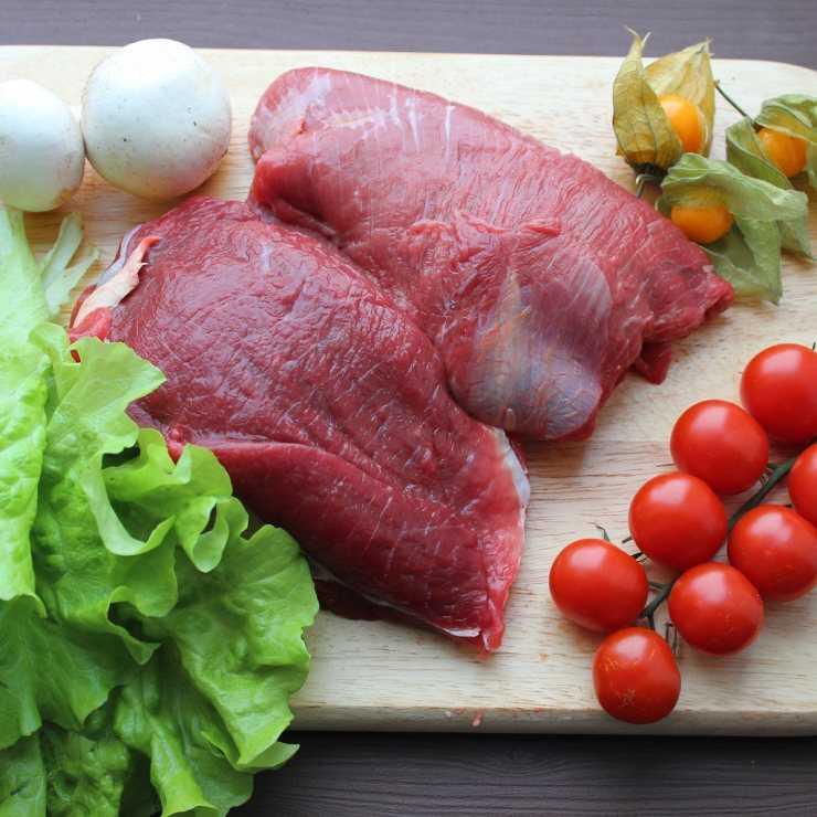 Мясо в прикорме ребенка