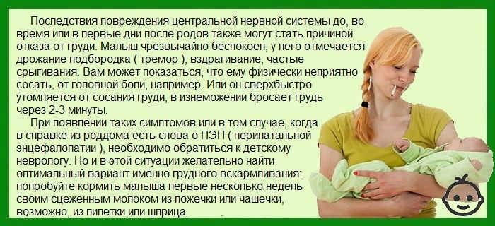 Отказ ребёнка от груди: как определить? что делать? - болталка для мамочек малышей до двух лет - страна мам