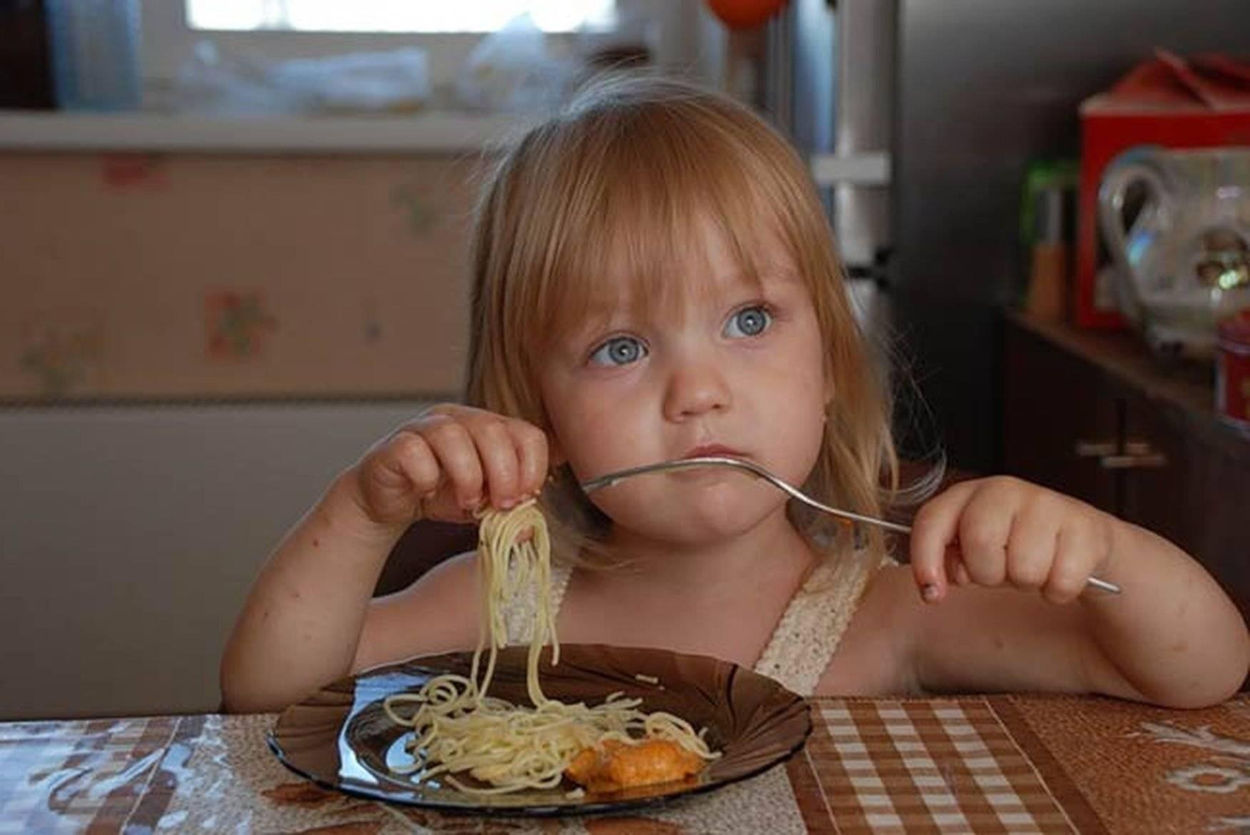 Если ребенок не ест