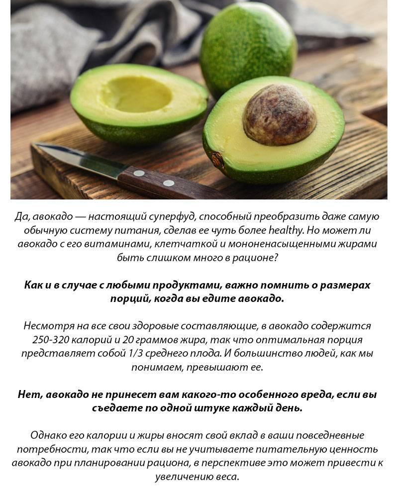 Авокадо для грудничков: первый прикорм или опасность аллергии?