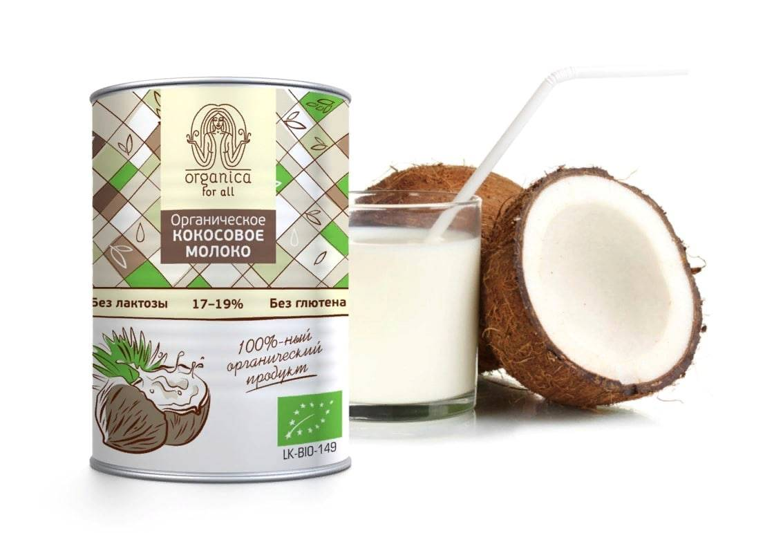 Можно ли детям кокос и кокосовое молоко