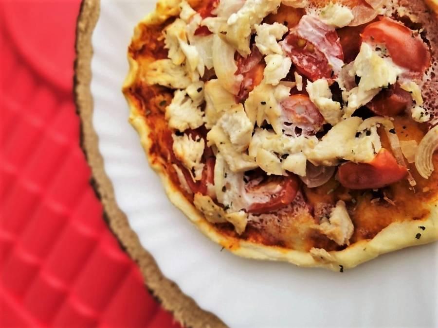 Пицца-малютка: рецепт и фото