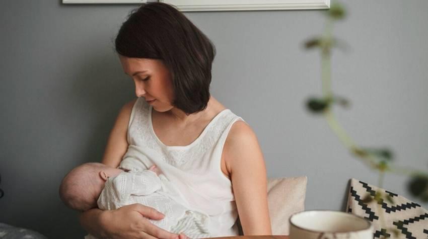 Малыш отказывается от груди. что делать?