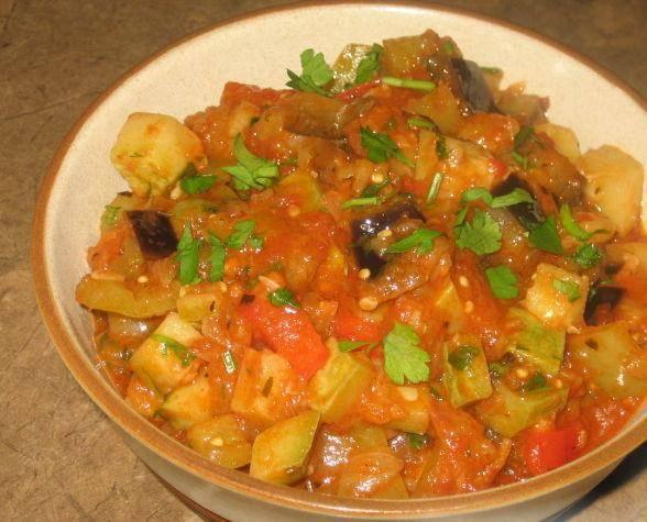 Овощное рагу рецепт для кормящей мамы