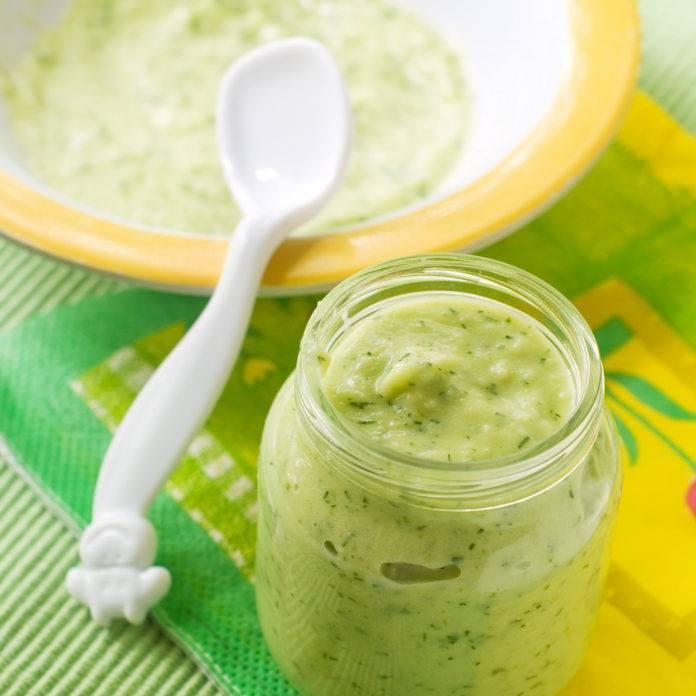 Овощное пюре для прикорма грудничка: рецепты и обзор марок