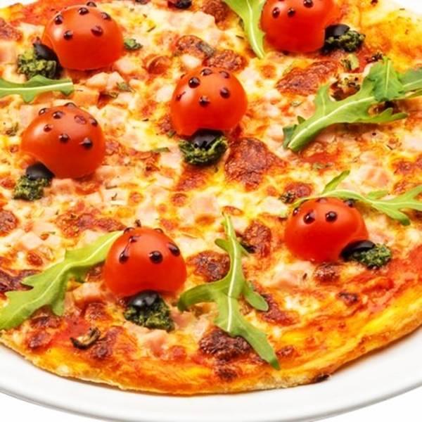 Как приготовить пиццу детям — лучшие рецепты