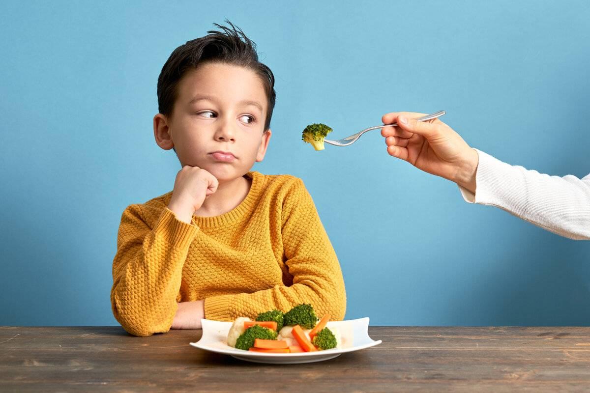 """Как накормить """"малоежку"""". плохой аппетит"""