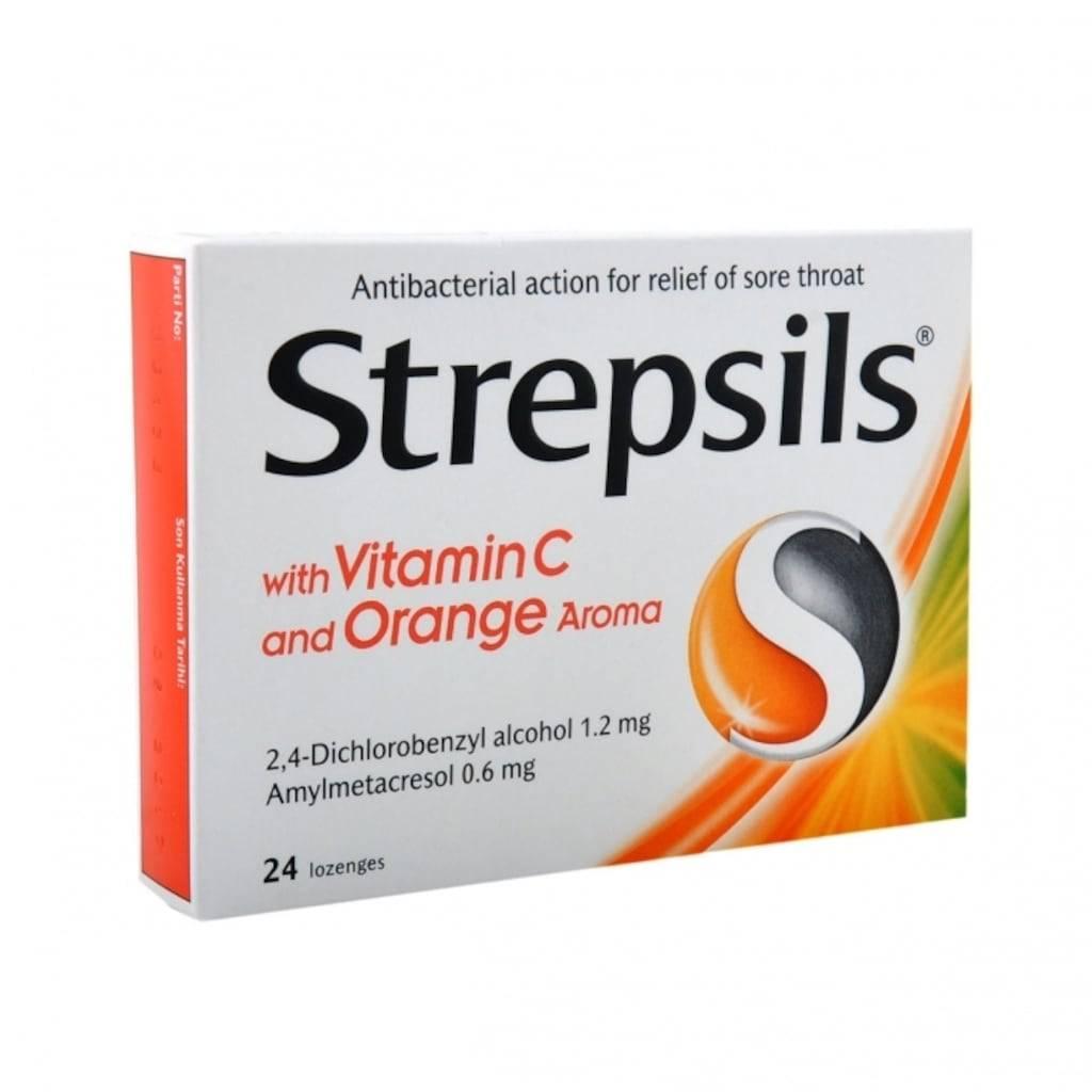 Стрепсилс при лактации: описание препарата, особенности применения