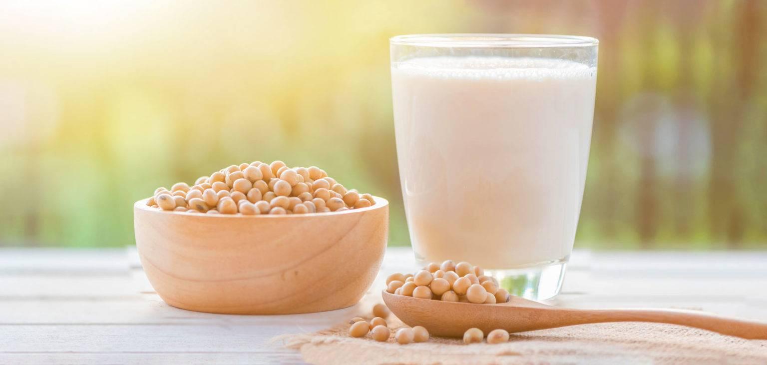 Можно ли соевое молоко при грудном вскармливании