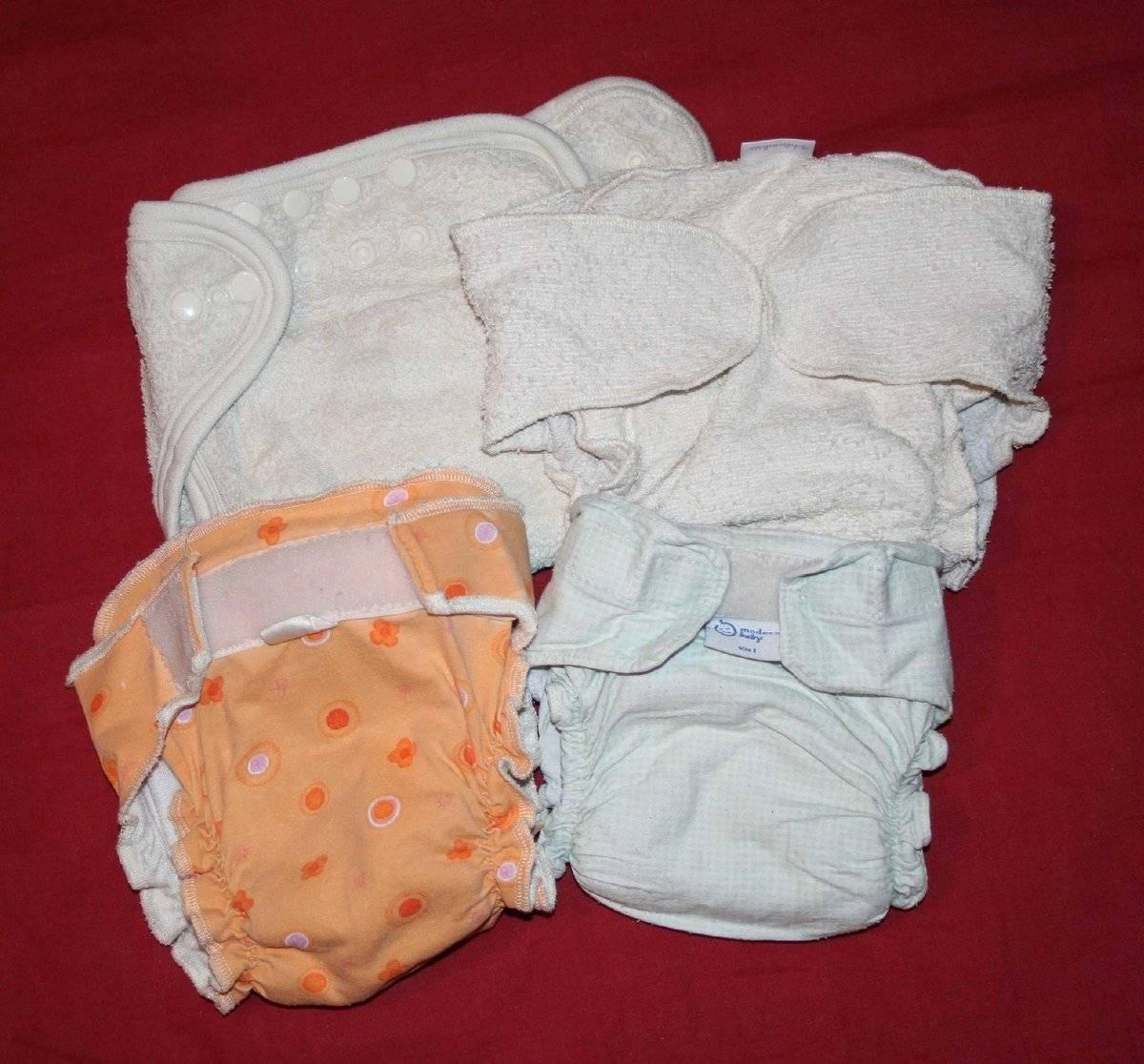 Марлевые подгузники для новорожденных (31 фото): как сделать из марли своими руками, как сшить по размерам
