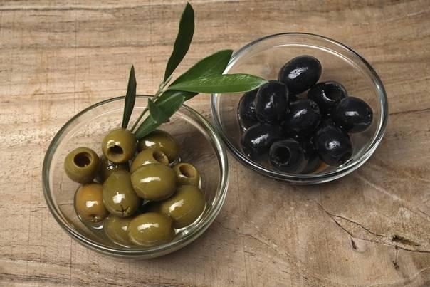 Оливки при грудном вскармливании