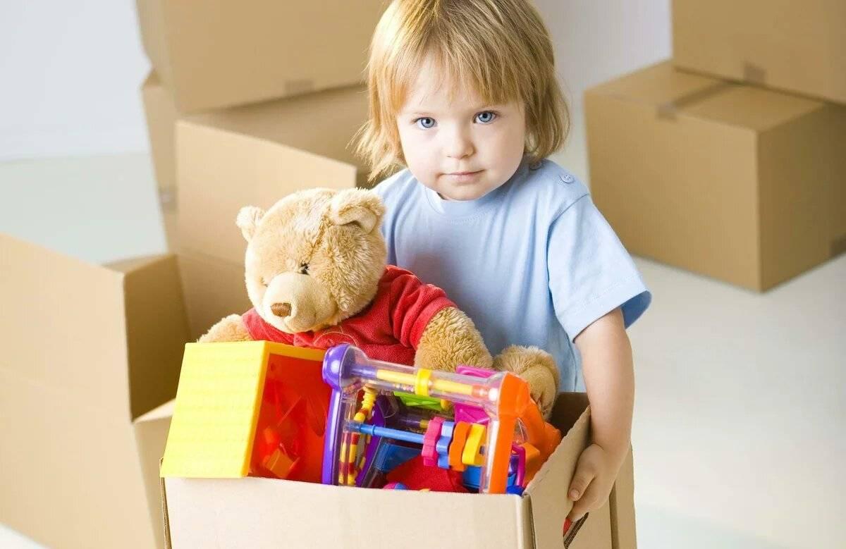 Как научить ребёнка без слёз убирать за собой игрушки