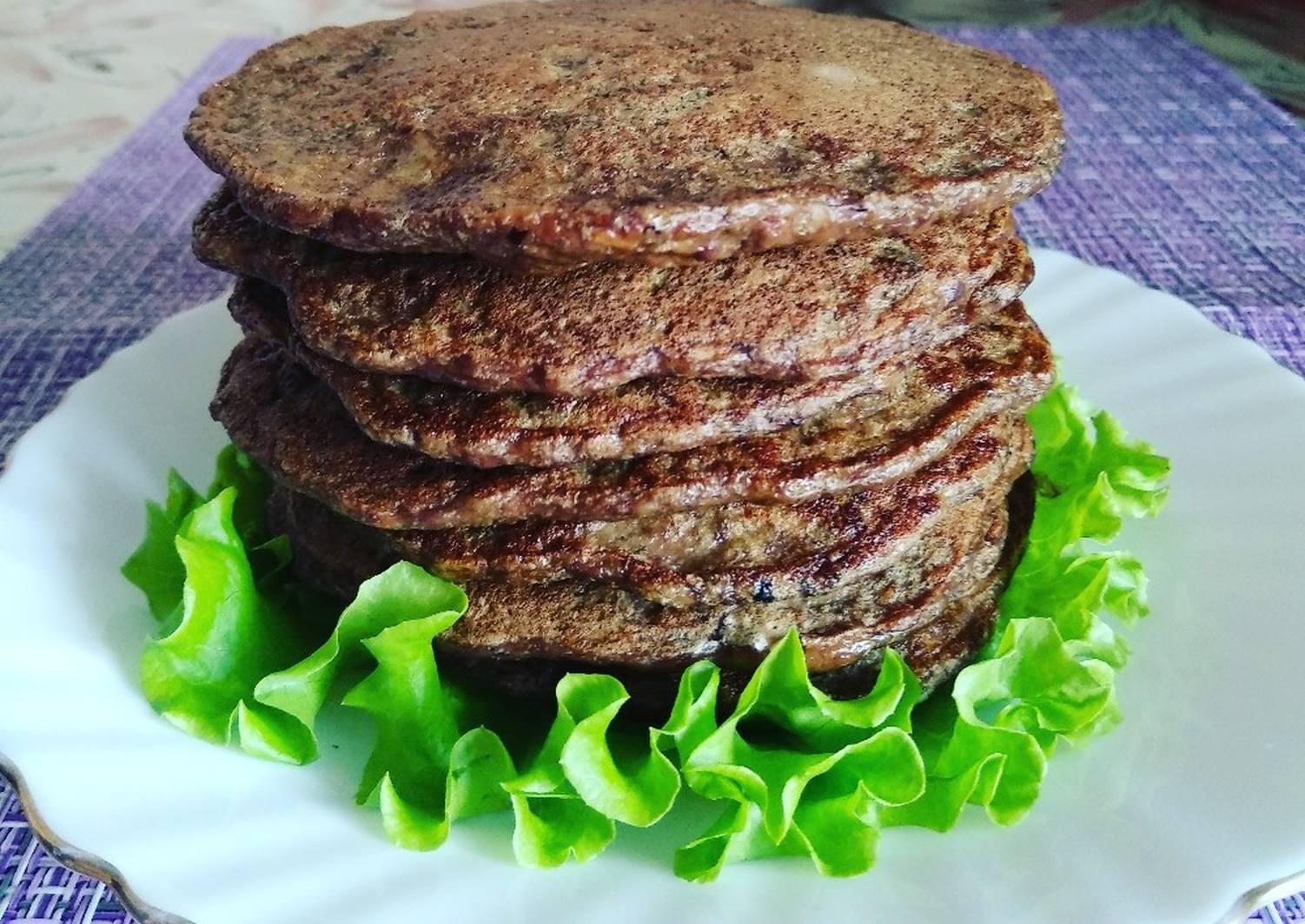 Печеночные оладьи: рецепт с фото, секреты приготовления, ингредиенты для приготовления блюда, правила его подачи