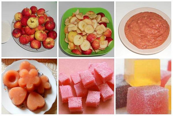 Мармелад. домашние рецепты