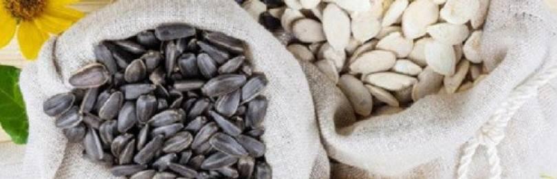 Семечки в рационе кормящей мамы: вредная привычка или витаминно-минеральная добавка?