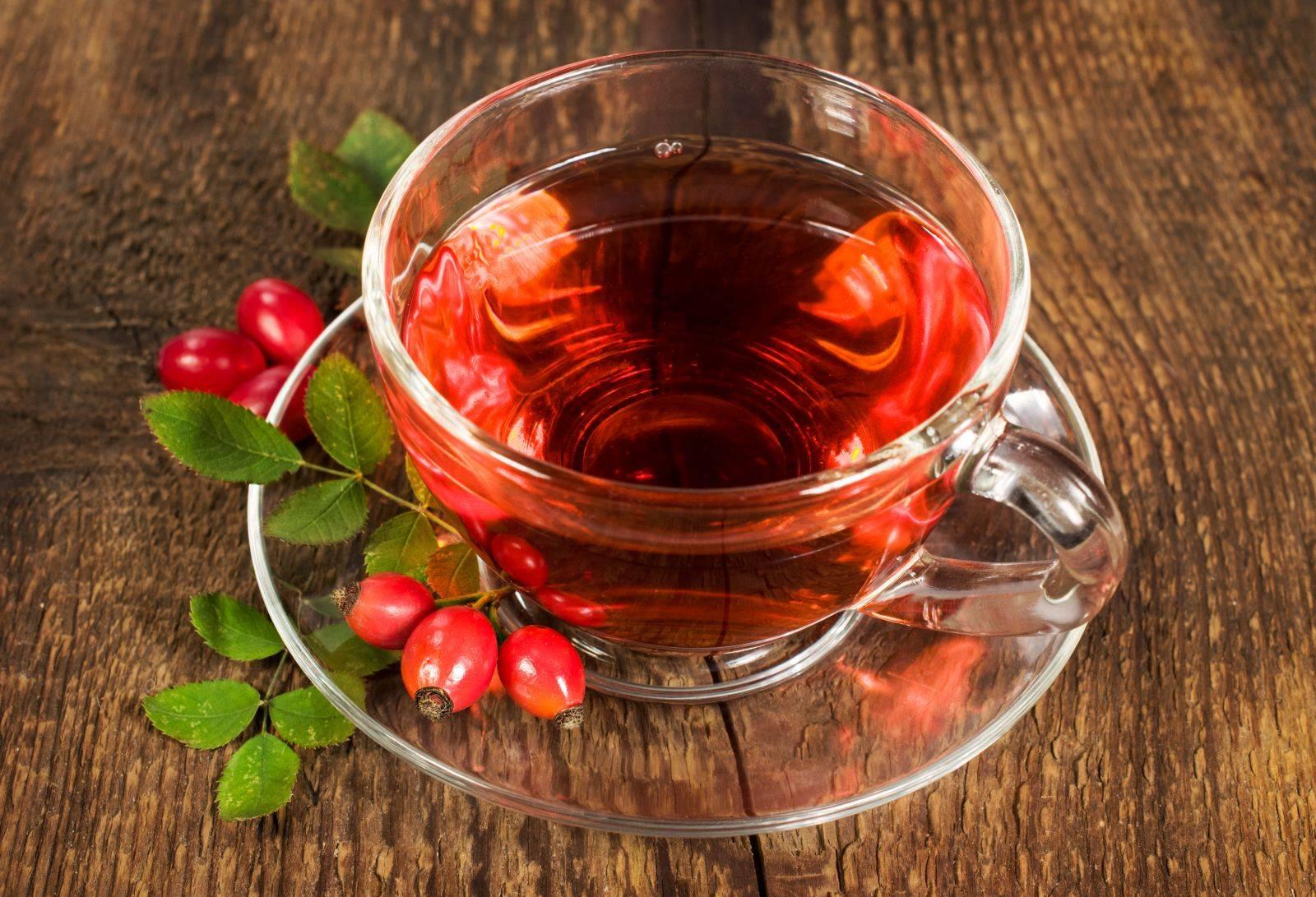 Полезный шиповниковый чай. как заварить его и не потерять витамин с? :: polismed.com
