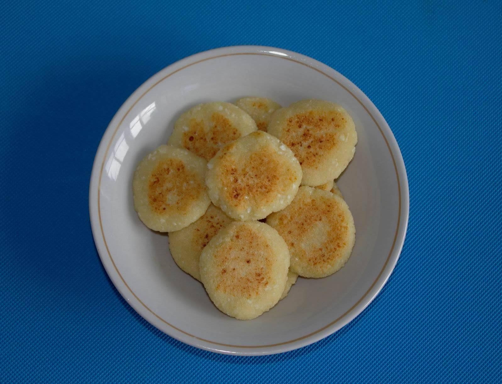 Сырники из творога, рецепт с фото пошагово, пышные как в садике