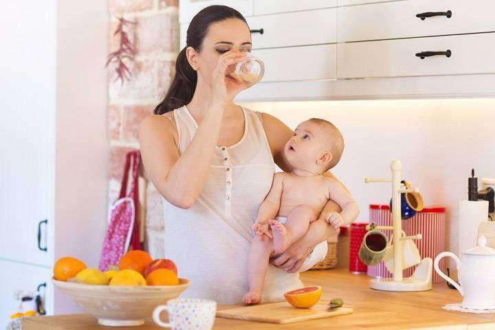 Диета кормящей мамы: питание кормящих с лишним весом