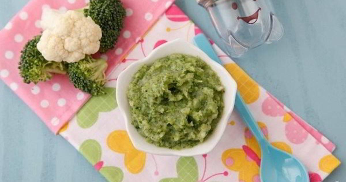 Цветная капуста для детей: супы, суфле, запеканки, котлеты и другие блюда