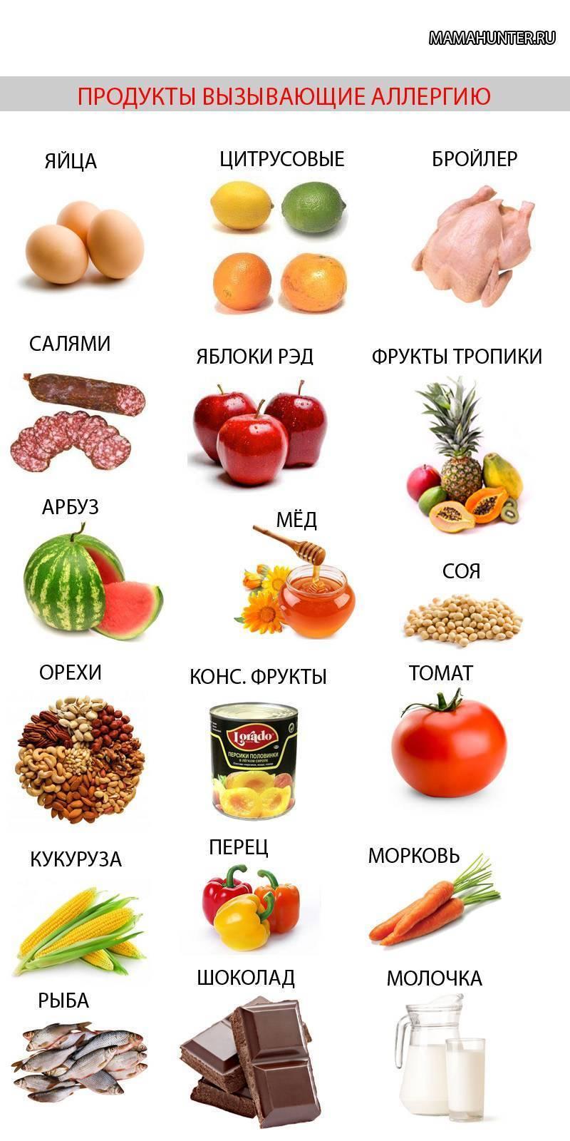 Какие фрукты можно кормящей маме и как ввести их в рацион?