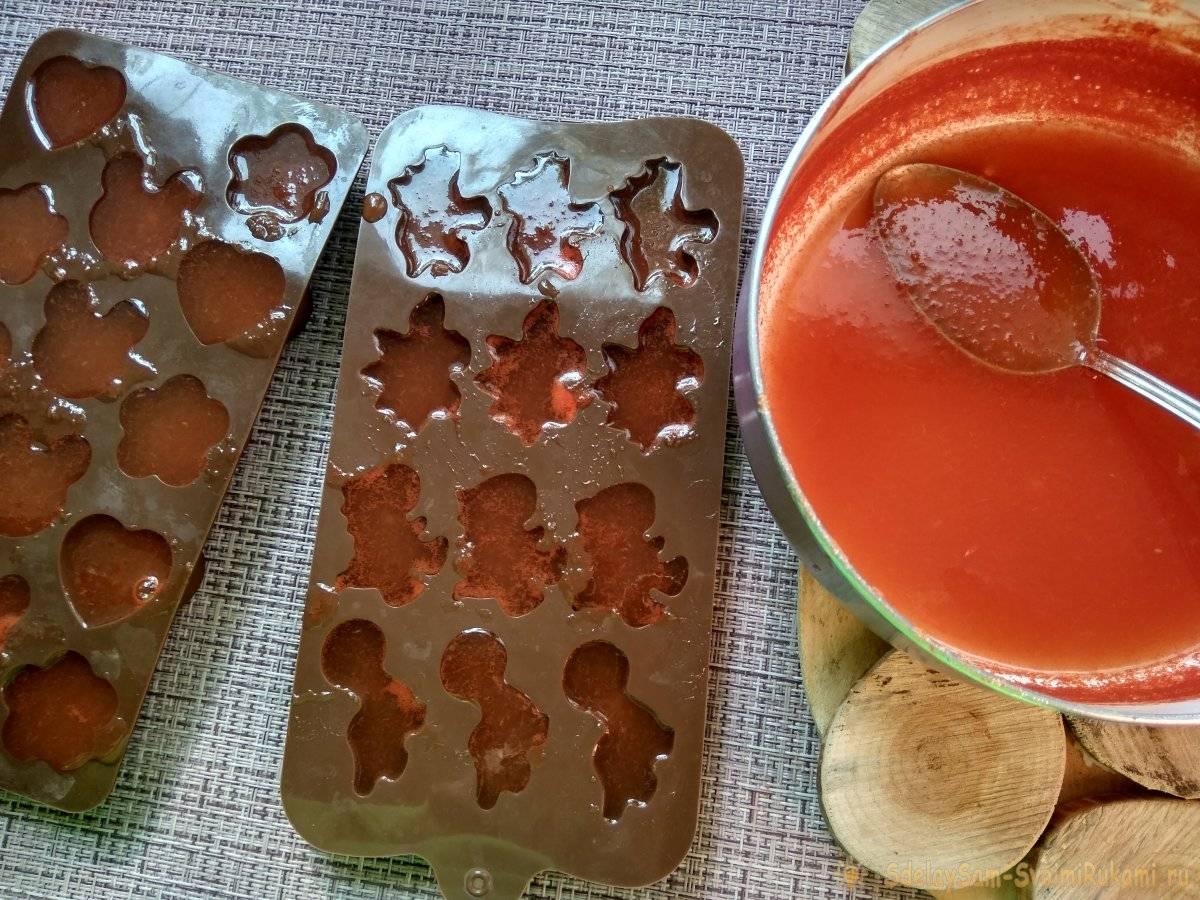 Польза и вред мармелада, рецепт приготовления в домашних условиях | zaslonovgrad.ru