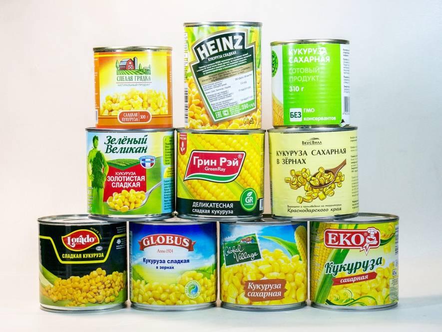 Кукуруза в детском питании